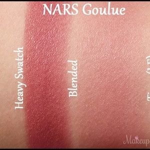 NARS Makeup - Nars Blush in Goulue (Almost New)